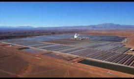 Strom aus der Wüste: Ouarzazate Marokko